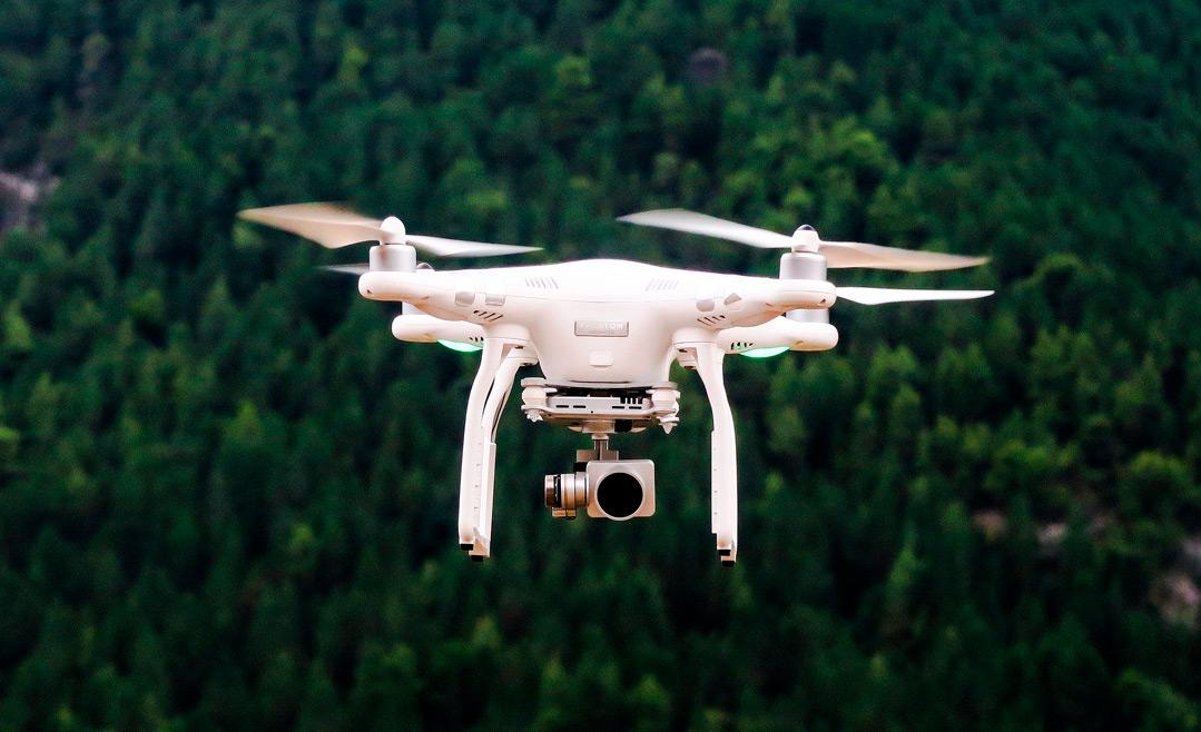 Inhibidor de Drones