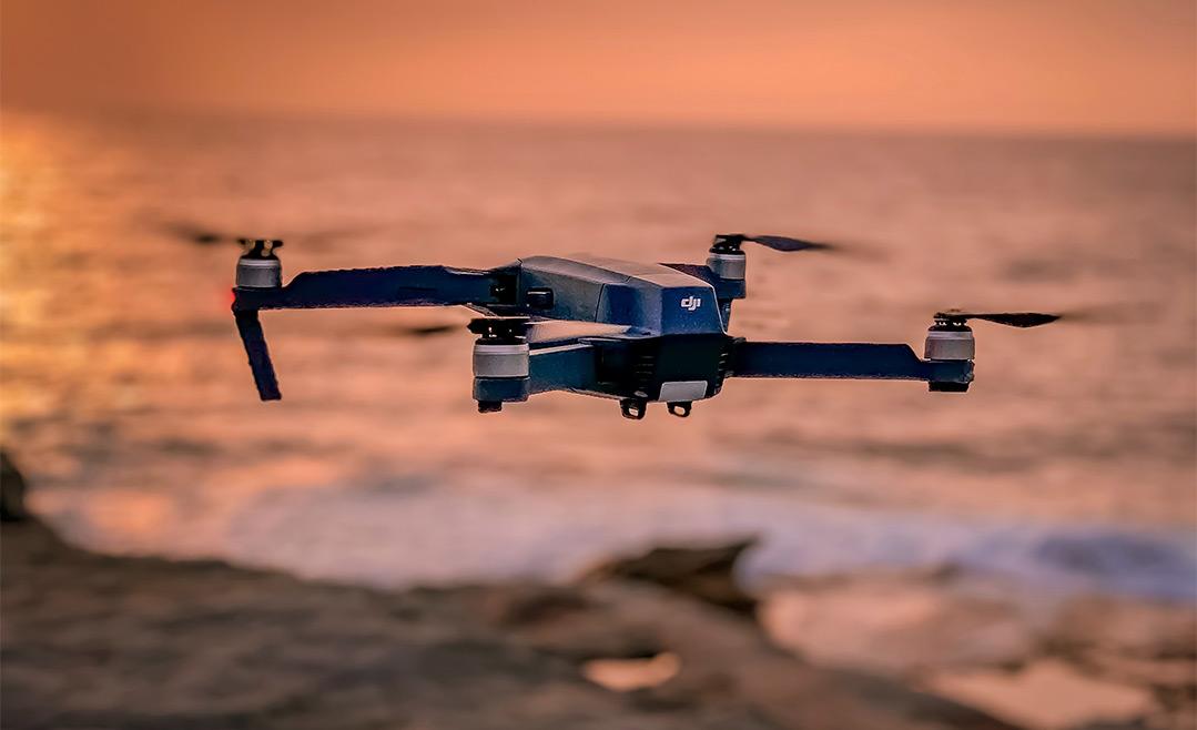 Inhibidor anti-drones