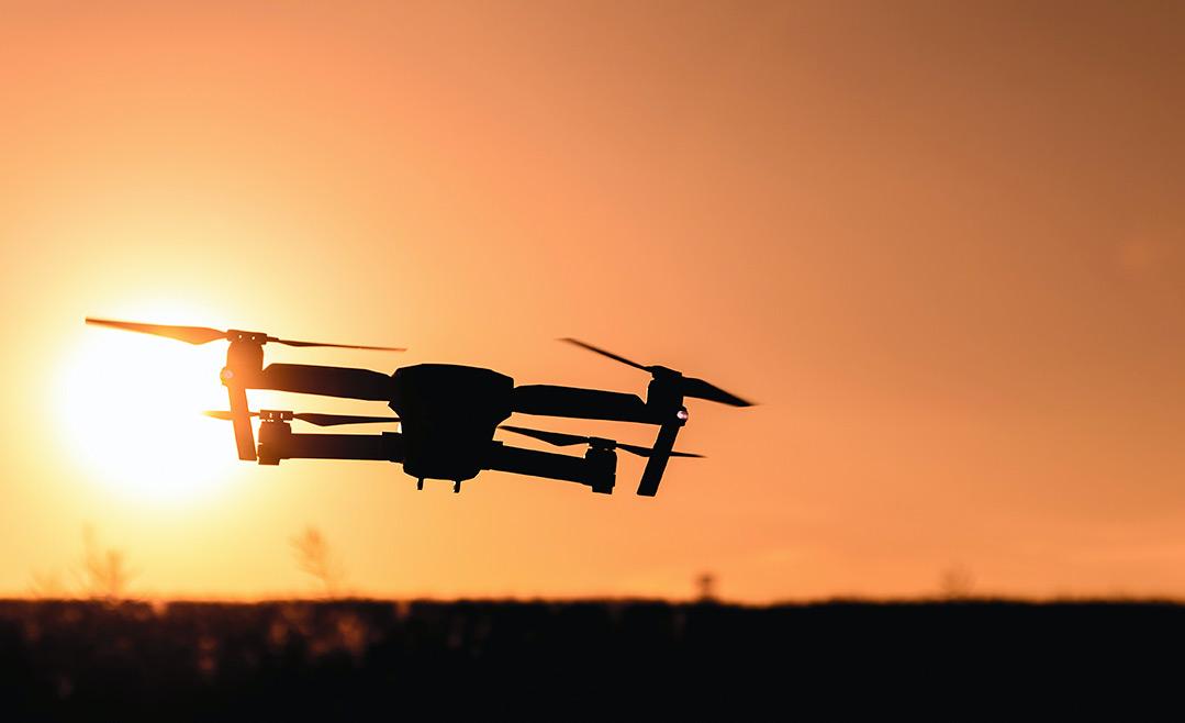 Detector de drones
