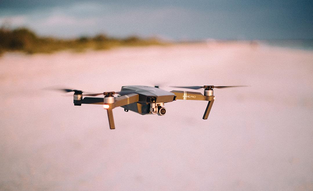 sistemas detección de drones